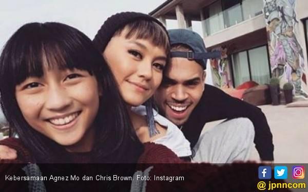Chris Brown Dijebloskan ke Sel Tahanan Usai Konser - JPNN.com