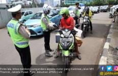 Sah! MA Anulir Larangan Motor Melintasi Jalan MH Thamrin - JPNN.com