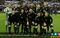 Imbang dengan Celta Vigo, Real Madrid Catat Rekor Jelek - JPNN.com