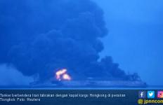 Tragedi Tanker Sanchi Sebabkan Kerusakan Lingkungan Parah - JPNN.com