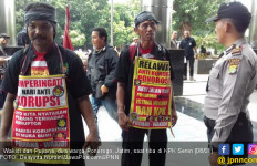 Laporkan Korupsi ke KPK, 2 Warga Ponorogo Jalan Kaki 27 Hari - JPNN.com