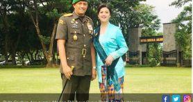 Bella Saphira Beri Pesan Bijak untuk Para Istri TNI