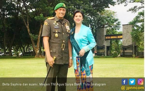 Bella Saphira Beri Pesan Bijak untuk Para Istri TNI - JPNN.com
