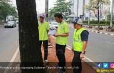 Pemprov Dinilai Terlambat Menata Trotoar Sudirman-Thamrin - JPNN.com