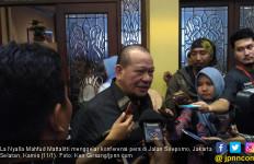 Wow, La Nyalla Mengaku Dipalak Anak Buah Prabowo Rp 170 M - JPNN.com