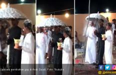 Video Pernikahan Gay Gegerkan Saudi, Kiamat Sudah Dekat? - JPNN.com