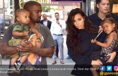 Kanye West Pengin Menceraikan Kim Kardashian, Tetapi Dihapus - JPNN.com