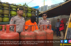 Ternyata Ini Biang Kelangkaan Gas Melon di Jabodetabek - JPNN.com