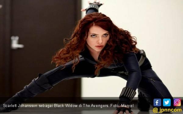 Wow! Scarlett Johansson Semakin Berisi - JPNN.com