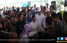 Menteri BUMN Salurkan Kartu Tani di Indramayu - JPNN.com