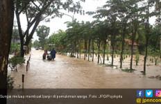 Sungai Gonggo Meluap, Ratusan Rumah Terendam - JPNN.com