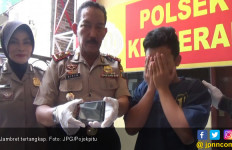 Terpeleset di Jalan, Jambret Akhirnya Terciduk - JPNN.com