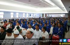 Dukung Nusantara Mengaji, Wakafkan 5.000 Mushaf Alquran - JPNN.com