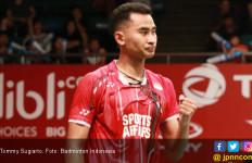 Yes! Tommy Sugiarto Susul Jojo ke Semifinal Korea Open - JPNN.com