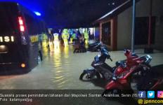 Anambas Diterjang Banjir, Tahanan Dipindah ke Hotel Tarempa - JPNN.com