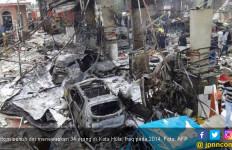 Iraq Ibu Kota Serangan Teror Dunia - JPNN.com