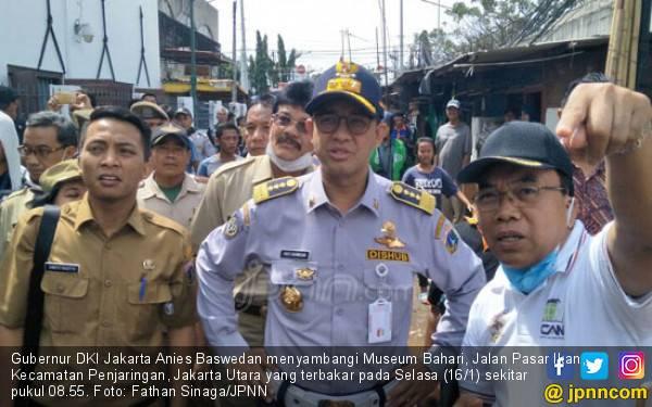 Anies Biarkan Ratusan Jabatan Eselon III Kosong - JPNN.com