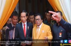 Oso Legawa Hanura Jeblok di Pileg, yang Penting Jokowi Menang Pilpres - JPNN.com