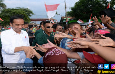 Pesan Jokowi Saat Berbagi Sertifikat Tanah ke Rakyat Tegal - JPNN.com