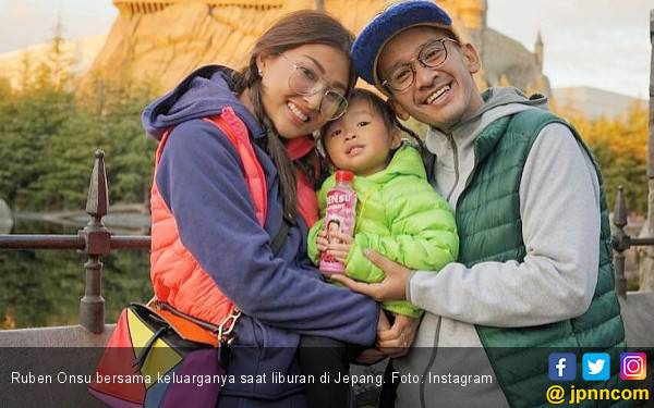 Ruben Onsu: Saya Ingin Melindungi Keluarga - JPNN.com