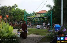 Bangun 16 Taman Baru Butuh Rp 2,4 Miliar - JPNN.com