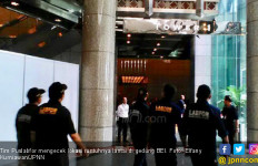 Puslabor Tutup Gedung BEI untuk Penyelidikan - JPNN.com