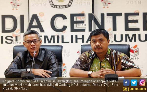 Lembaga Survei Tak Terverifikasi Dilarang Merilis Hasil Hitung Cepat Pemilu 2019 - JPNN.com