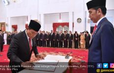 Respons Din Syamsuddin soal Moeldoko Merebut Kursi AHY, Silakan Jokowi Bersikap - JPNN.com
