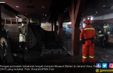 Ini Koleksi Bersejarah Museum Bahari Korban Amukan Api - JPNN.com