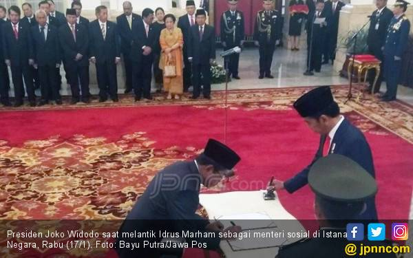 Jadi Mensos, Idrus Harus Tetap Amanah - JPNN.com