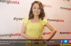 Soal Sindiran Syahrini, Siti Badriah: Saya Cuma Nyanyi - JPNN.com