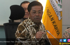Idrus Marham Nodai Rekor Bersih Kabinet Jokowi - JPNN.com