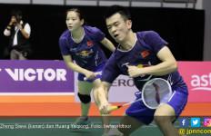 Zheng Siwei / Huang Yaqiong Juara Fuzhou China Open 2018 - JPNN.com