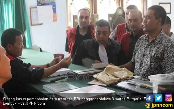 Begini Cara Kerja 3 Warga Bulgaria Bobol Data Nasabah BRI - JPNN.com
