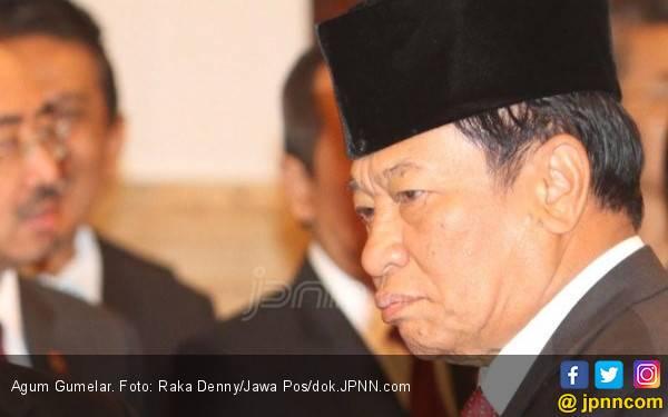 Kasus Prabowo Diungkit, BPN: Agum Gumelar Penikmat Kekuasaan - JPNN.com