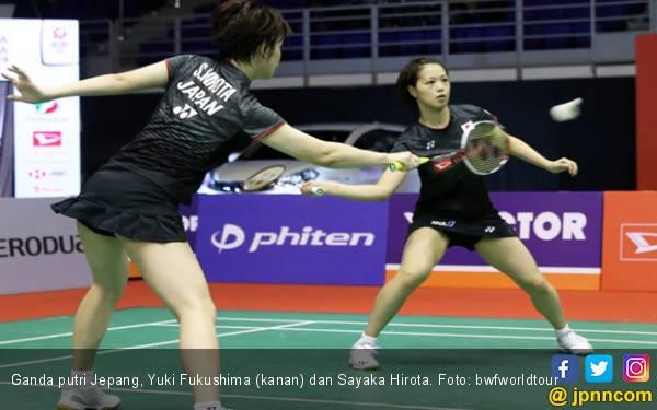 Jadwal Semifinal Hong Kong Open: Jepang 7, Indonesia 4 - JPNN.com