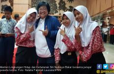 Menteri Siti: Sayangi Bumi, Buang Sampah pada Tempatnya - JPNN.com