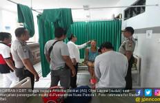 Siramkan Air Panas, Bule AS di Bali Dihajar Suami Sendiri - JPNN.com
