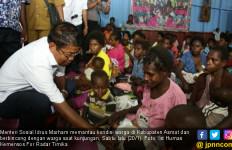 Mensos Ajak Mahasiswa Unhas ke Asmat, BEM UI Kapan? - JPNN.com