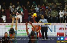 Final Four Proliga: BNI Taplus dan Popsivo Benahi Mental - JPNN.com
