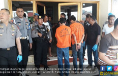 Polisi Bekuk Sindikat Pencuri Lintas Provinsi - JPNN.com