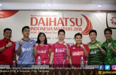Perang Bintang Bulu Tangkis di Daihatsu Indonesia Masters - JPNN.com