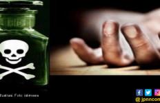 Minum Cairan Pembersih Lantai Lantaran Hubungan tak Direstui - JPNN.com