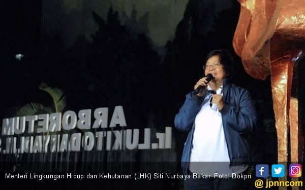 Menteri Siti Ikut Terharu Saat Tol Bakauheni Diresmikan - JPNN.com