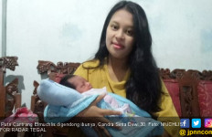 Usai dari Istana, Beri Nama Anaknya Putri Cantrang - JPNN.com