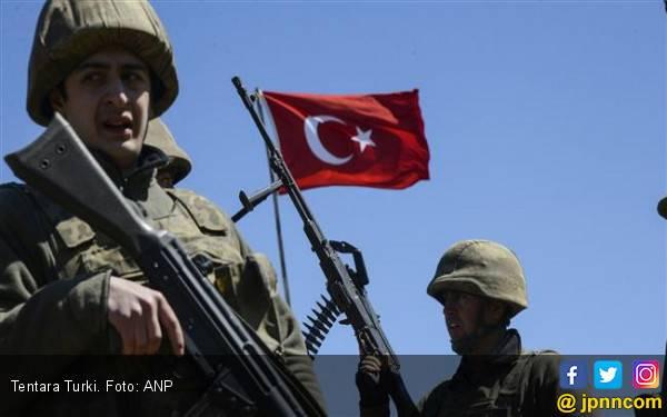 Ratusan Nyawa Melayang Akibat Invasi Turki ke Suriah - JPNN.com