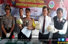 Tiga Pengendar Narkoba Ditembak Mati, 3 Kg Sabu Disita - JPNN.com
