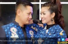 Fitri Carlina Kurangi Bermesraan dengan suami - JPNN.com