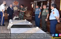 Indonesia - AS Dorong Kerja Sama Bidang Teknologi Alutsista - JPNN.com