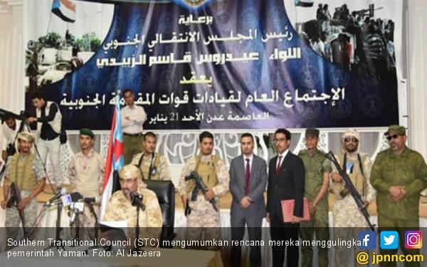 Ruwet, Koalisi Saudi Kini Berbalik Dukung Musuh Yaman - JPNN.com